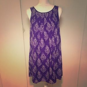 Anthropologie MaEve☀️ 👗 in xsmall - purple